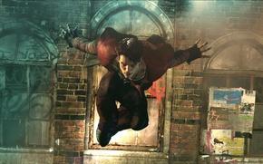 Picture dante, The demon, Dante, devil may cry 5, Dmc, jump, demon