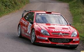 Picture Citroen, Citroen, WRC, Dani Sordo, Xsara, Ksara