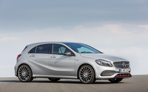 Picture Mercedes, 4MATIC, 2015, A 45, W176, Mercedes-AMG