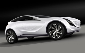 Wallpaper kazamai, the concept car, Mazda