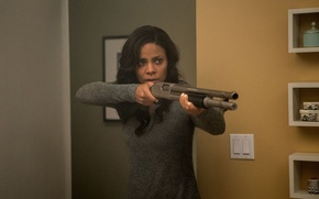 Picture shotgun, Thriller, drama, Leah, 2015, The perfect guy, The Perfect Guy, Sanaa Lathan