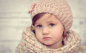 Picture mood, girl, child, grusheski