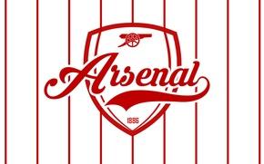 Picture arsenal, logo, minimalism, football, shirt