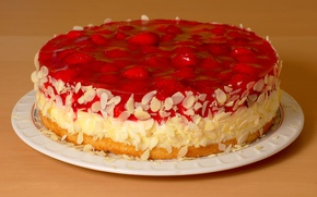 Picture cake, dessert, sweet