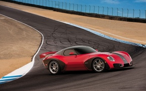 Wallpaper track, Devon, sports car, GTX
