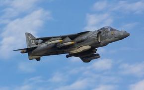 "Picture attack, Harrier II, AV-8B, ""Harrier"" II"
