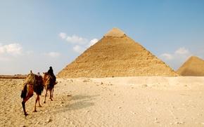 Picture Egypt, Giza, Pyramids, Cario