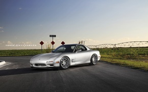 Picture Mazda, 360, road, Forged, RX-7