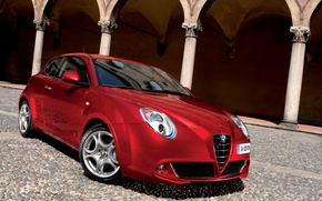 Picture machine, alfa romeo, mito