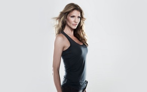 Picture look, pose, figure, hairstyle, the series, hair, Tricia Helfer, Charlotte, Lucifer, Of Tricia Helfer, Lucifer