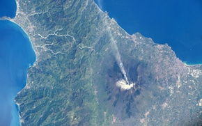 Picture Space, Italy, Etna, Sicily, volcano