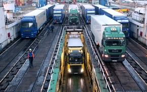Picture Trucks, Logistics, KAMAZ