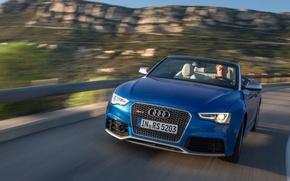 Picture Audi, RS5, Cabriolet, 2014