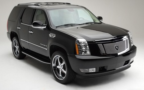 Picture Cadillac, Collection, Strut, ASPEN, 2007-2011, ESCALADE