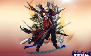 Picture Dante, DMC, Rebellion, Devil May Cry