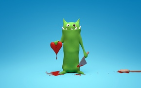 Wallpaper heart, Love