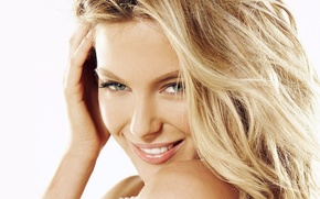 Picture smile, model, portrait, Australia, Jennifer Hawkins, TV presenter, Miss Universe 2004, Jennifer Hawkins