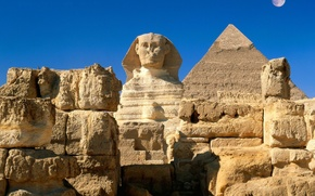 Picture Egypt, Giza, Sphinx