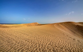 Picture wallpaper, desert, nature