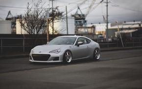 Picture coupe, Subaru, sports car, Subaru, brz