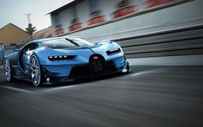 Picture 2015, Bugatti, Bugatti, Vision, Gran Turismo, Gran Turismo