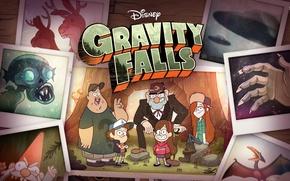 Picture wendy, Gravity falls, Dipper, Mabel, stan pines, soos