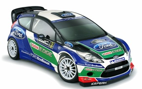 Picture Ford, WRC, Rally, Fiesta