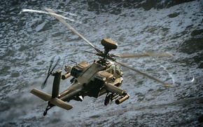 "Picture flight, helicopter, Apache, shock, AH-64, main, ""Apache"""