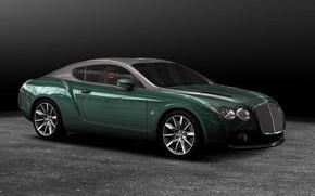 Picture Bentley, 2008, Zagato, GTZ