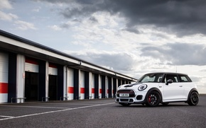 Picture white, Mini, Cooper, mini, Cooper, F56
