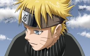 Wallpaper art, Anime, Naruto, Naruto, Uzumaki Naruto, Uzumaki naruto