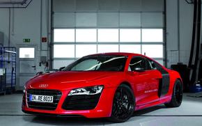Picture Audi, Wheel, Garage, Drives, E-Tron