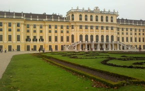 Picture Austria, Vienna, Palace Chenbro