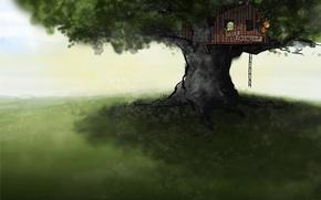 Picture summer, game, tree, summer, steam, sale, steam, sale