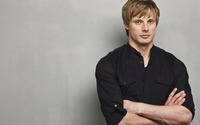 Picture Merlin, Bradley James, Merlin, Bradley James