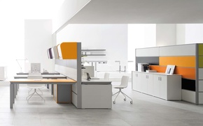 Picture design, style, interior, office, the room, working, service