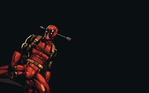 Picture Deadpool, Marvel, Deadpool, Arrow, Wade Wilson