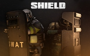 Picture Shield, Shield, Overkill Software, PAYDAY 2