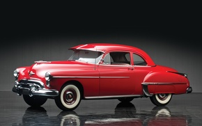 Picture Retro, Classic, Oldsmobile, Autotorino, Antiques
