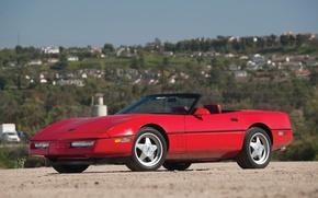 Picture auto, Corvette, Chevrolet, convertible, Corvette