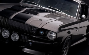 Wallpaper gt500, shelby, ford mustang, 1967
