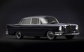 Picture mercedes-benz, sedan, w111