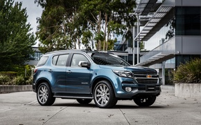 Wallpaper Concept, Chevrolet, the concept, Chevrolet, treylbleyzer, TrailBlazer