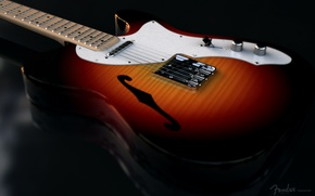 Wallpaper guitar, Telecaster