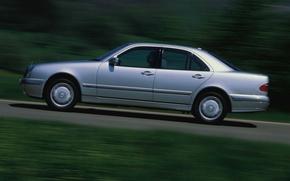 Picture Mercedes-Benz, Mercedes, E-class, E-Class, 1999, E-class, W210, Executivklasse, Lupato, Eyed