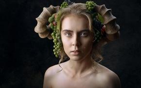Picture girl, emotion, Lena Korovashkina, Disillusion