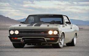 Picture Chevrolet, Chevrolet, 1966, Chevelle, Chevelle, Ringbrothers