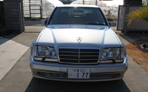 Picture mercedes-benz, amg, e500, w124