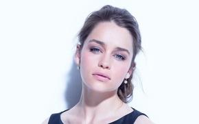 Picture actress, Game of Thrones, game of thrones, Emilia Clarke, khaleesi