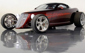 Picture lights, coupe, grille, wheel, suspension, Prowler